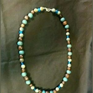 Guys handmade necklace 19.5""